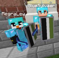 Kaiser BlueSylvaer I in full battle regalia