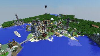 Icenia City